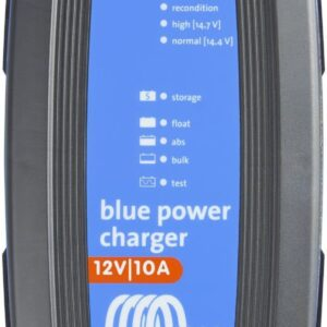Blue Power Chargers IP65 with DC connector - CEE 7/16 Plug