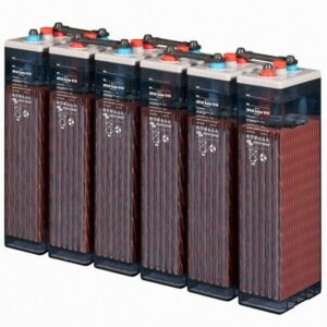 OPzS Solar batteries 2V cells