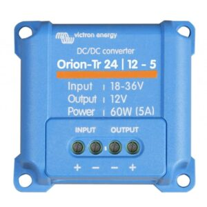 Orion-Tr DC-DC Converters Not isolated